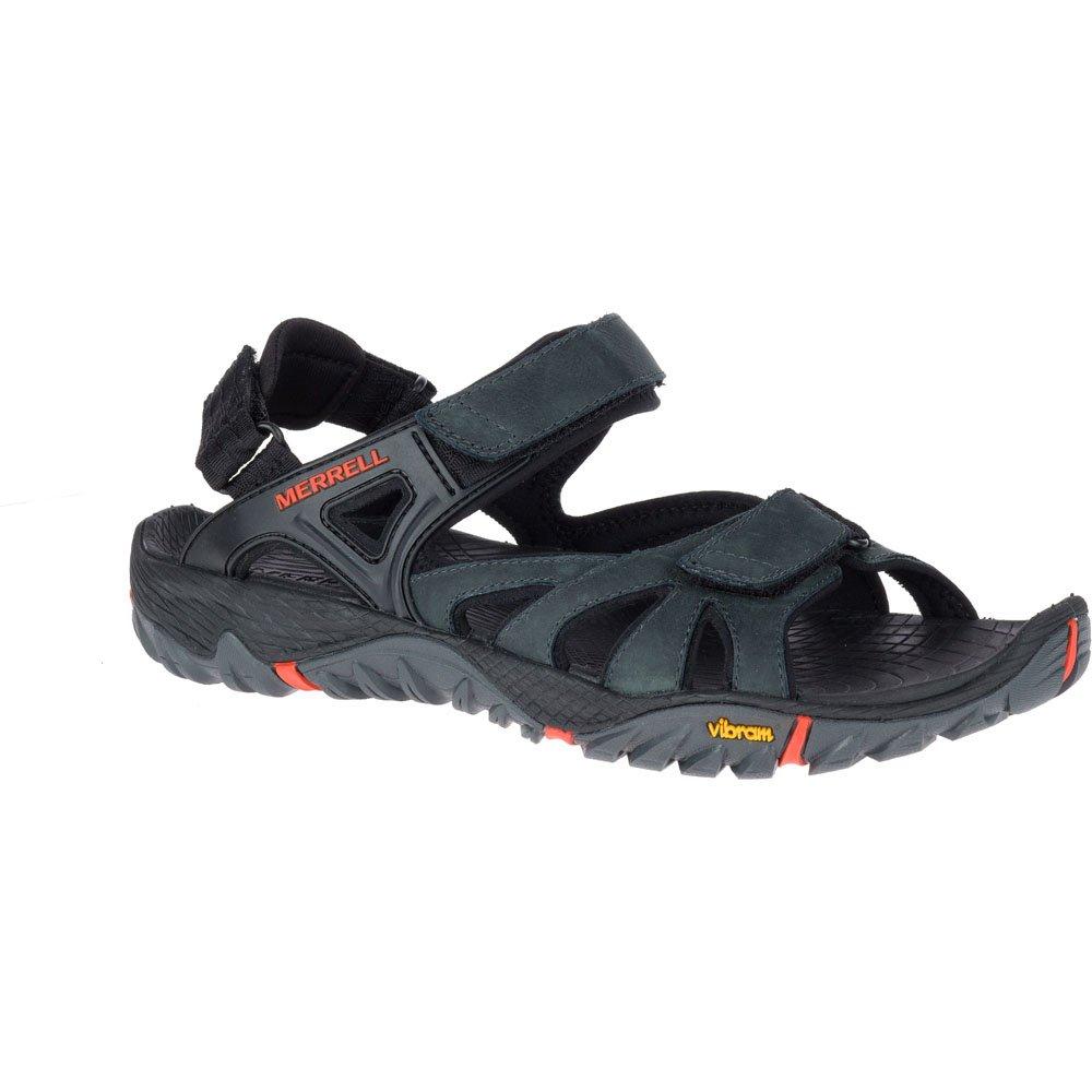 Merrell All Out Blaze Sieve Convert, Herren Aqua Schuhe  UK Size 9 (EU 43, US 10) Dark Slate