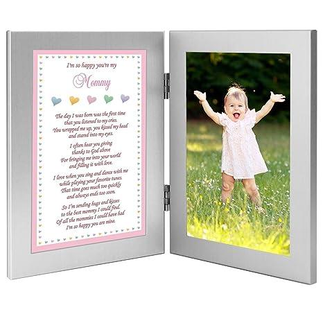 buy baby girl frame for mommy sweet words for mom from daughter