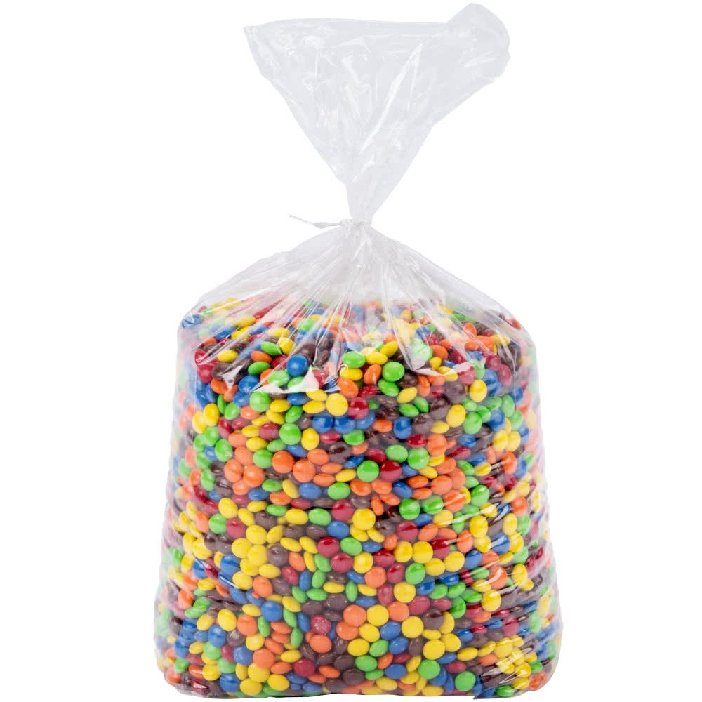 TableTop King Chocolate Micro Mini Gems Topping - 5 lb. by TableTop King (Image #1)