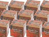 Cheena Canada souvenir maple tea 15 tea bag 6 boxes