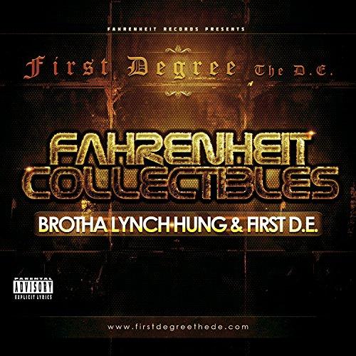 1st Collectible (Fahrenheit Collectibles - Brotha Lynch Hung & First D.E.)