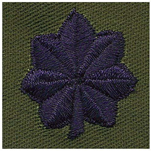 Vanguard AIR FORCE EMBROIDERED RANK: LIEUTENANT COLONEL - SUBDUED FATIGUE