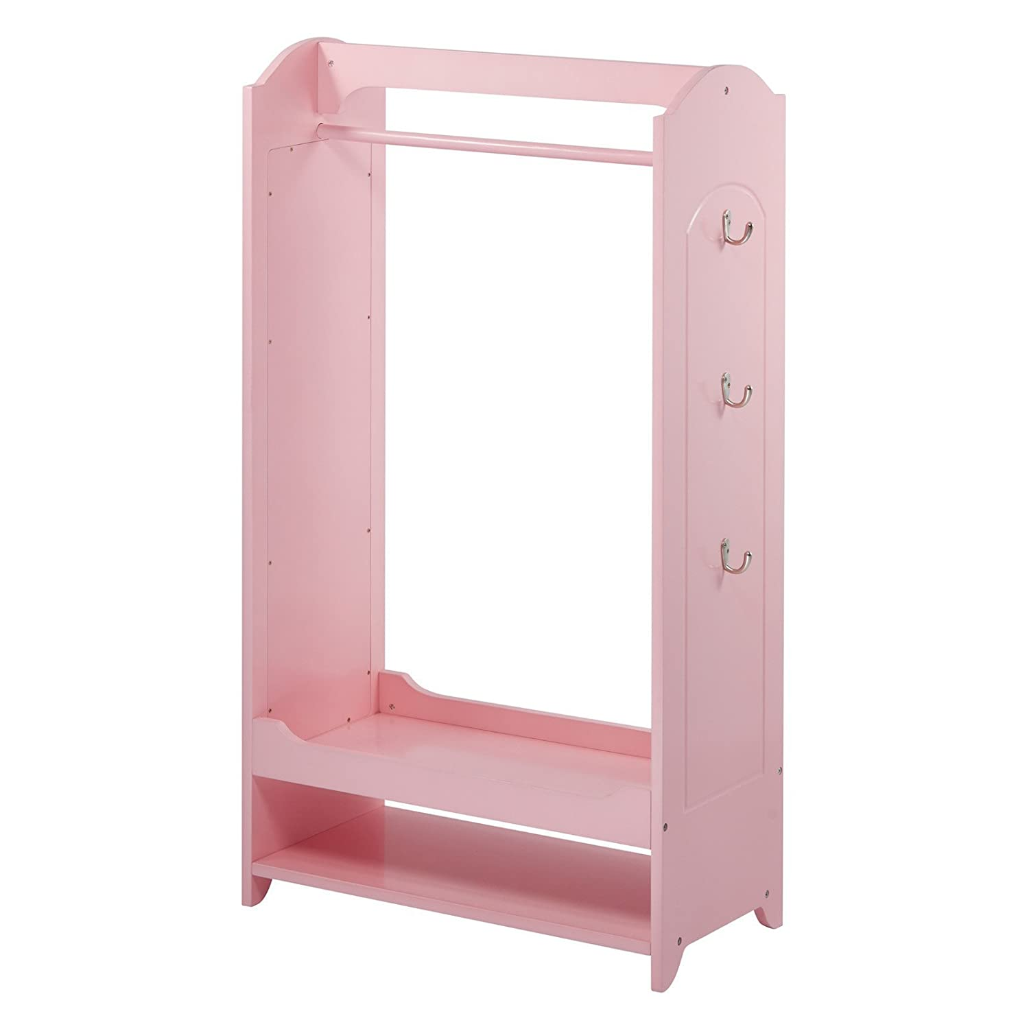 baby adorable wardrobe for wood pregnancy and diy articles branch clothes your nursery pin since rod tree clothing this s feature rack kids