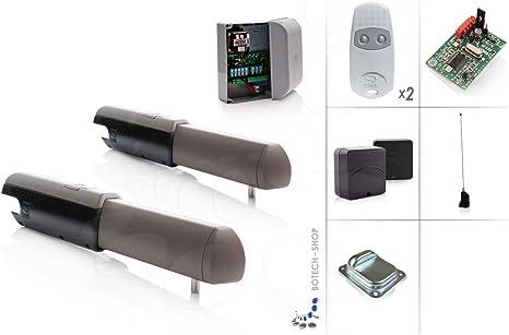 CAME ATI A5024N Motor 24V para cancelas batientes - Kit M (dos hojas batientes): Amazon.es: Bricolaje y herramientas