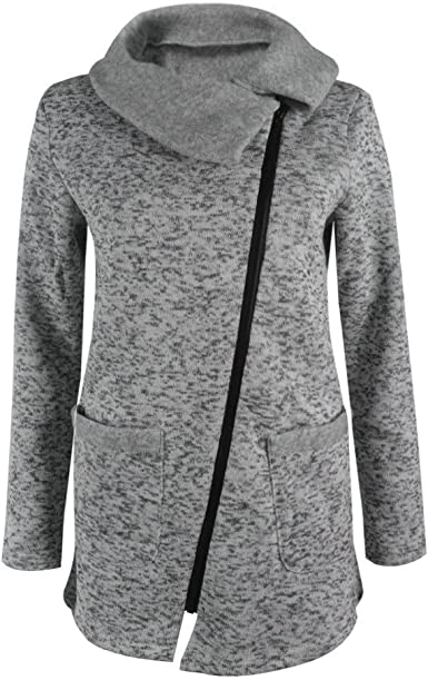 Real Knitted Mink Fur Long Coat Outwear Jacket Chic Hoody Outwear Xmas Presents