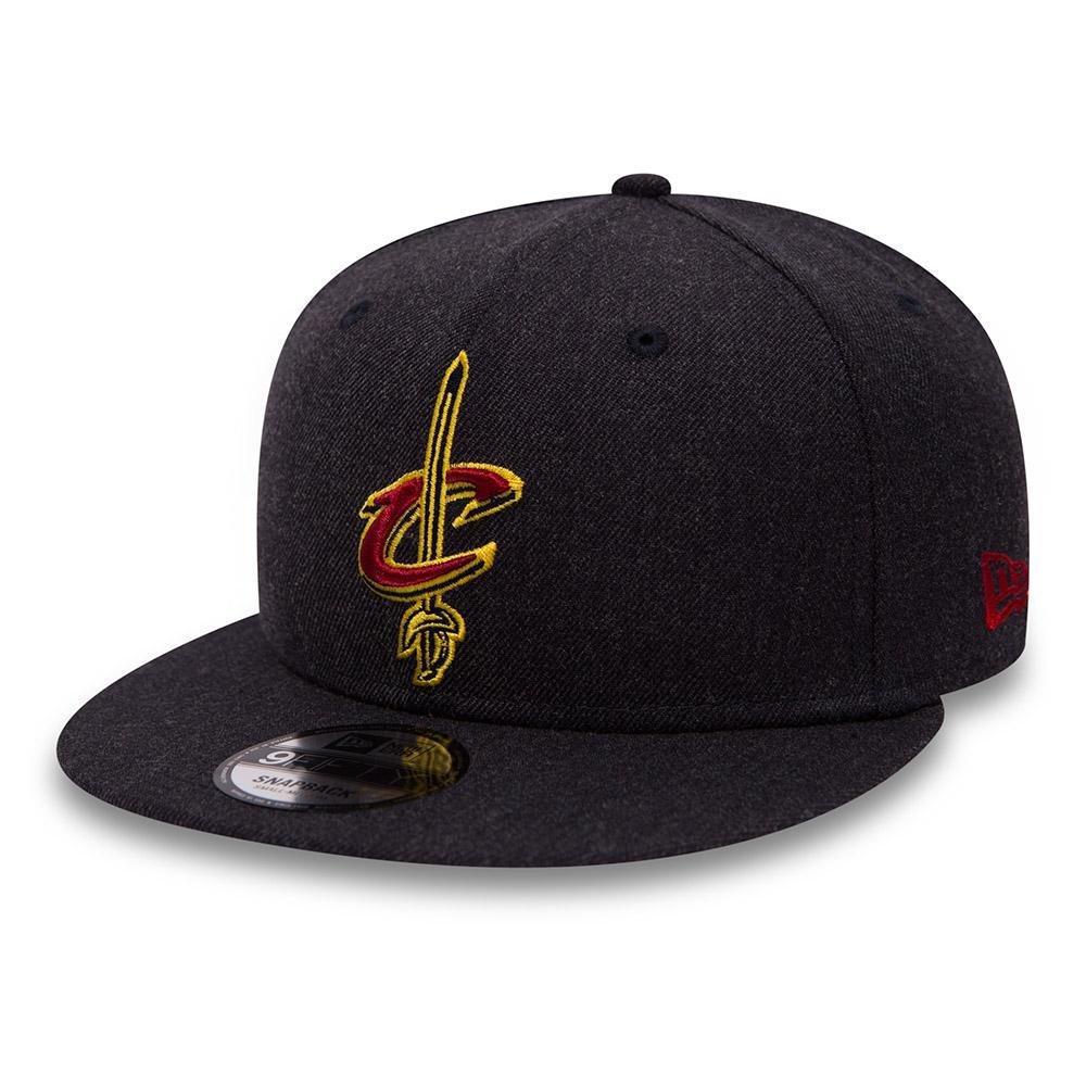 2d509b0f256806 New Era 9FIFTY NBA Team Heather Cleveland Cavaliers Snapback Cap:  Amazon.ca: Clothing & Accessories
