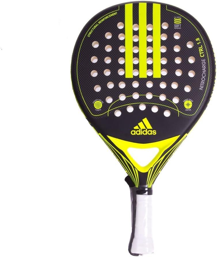 adidas NITROCHARGE CTRL 1.8 AMARILLA: Amazon.es: Deportes y aire libre