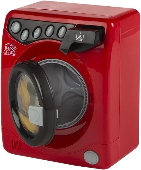 PlayGo - Lavadora eléctrica con sonido y agua en la puerta (3630 ...