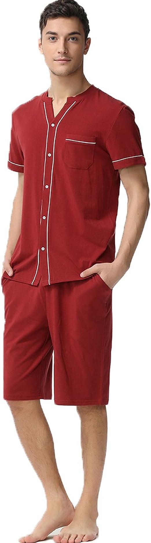 qianxiu Mujer Zara pijamas pantalones de pijama pantalones de los amantes de la pareja PJ