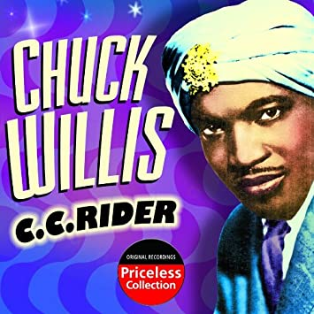 Amazon   C.C. Rider   Willis, Chuck   R&B   音楽