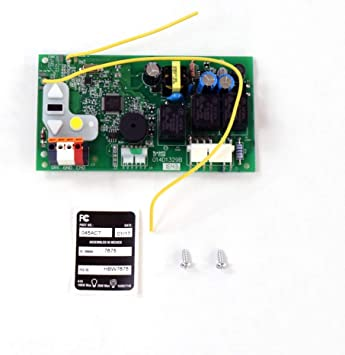 Chamberlain 045act Garage Door Opener Logic Board Genuine Original Equipment Manufacturer Oem Part Door Hardware Locks Amazon Canada