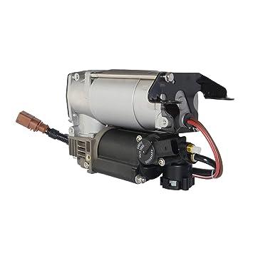 Bomba de aire del compresor de suspensión neumática 4 F0616006 a 4 F0616005e: Amazon.es: Coche y moto