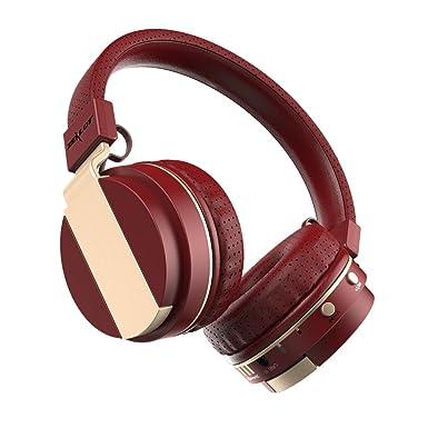 Zealot B17 Bluetooth4.0 - Auriculares inalámbricos portátiles con micrófono Integrado (Radio FM)