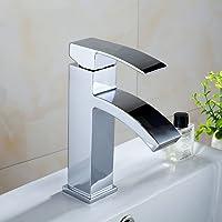 Interlink grifo grifo lavabo grifo cascada Monomando