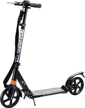 Kick – Roller – Patinete (Patinete plegable Roller Kickboard – Scooter