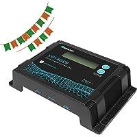 Renogy Voyager Waterproof 10A PWM Solar Charge Controller 12V 24V Volt Battery Regulator