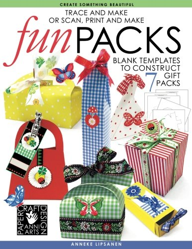 FunPacks: Blank Templates to Construct 7 Gift Packs