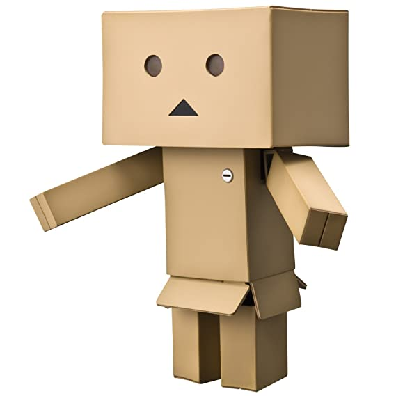 Revoltech: Danboard Figure Action & Toy Figures at amazon
