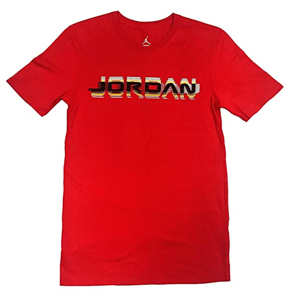 345302a8b7ea85 Image Unavailable. Image not available for. Color  Jordan Sportswear AJ 13 T -Shirt