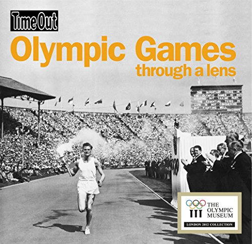 Time Out Olympic Games Through a Lens ebook