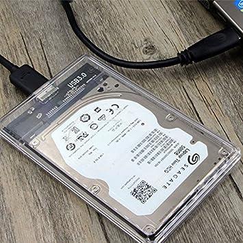Sunsbell Ganar Tipo C HUB USB HDD Caso SATA HD Caja de Disco Duro ...