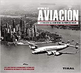 Historia De La Aviacion Estuche Personajes De La Historia: Amazon.es: Tikal Ediciones S A: Libros