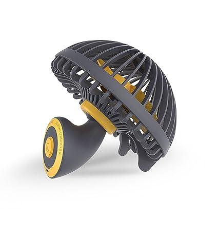 Small USB Desk Fan,Mini Personal Portable Cooling Handheld Fans 5.5 Inch  Innovative Mushroom Design