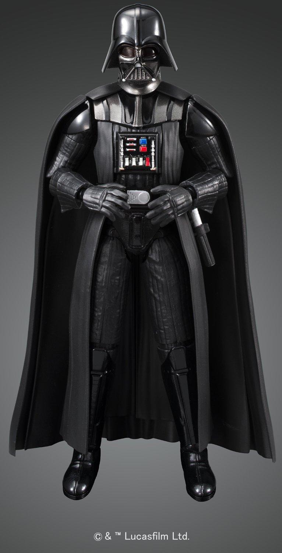 Bandai Hobby Star Wars Character Line 1//12 Darth Vader Star Wars Model Kits