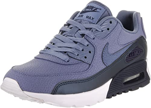 | Nike Women's Air Max 90 Ultra SE Blue Leather