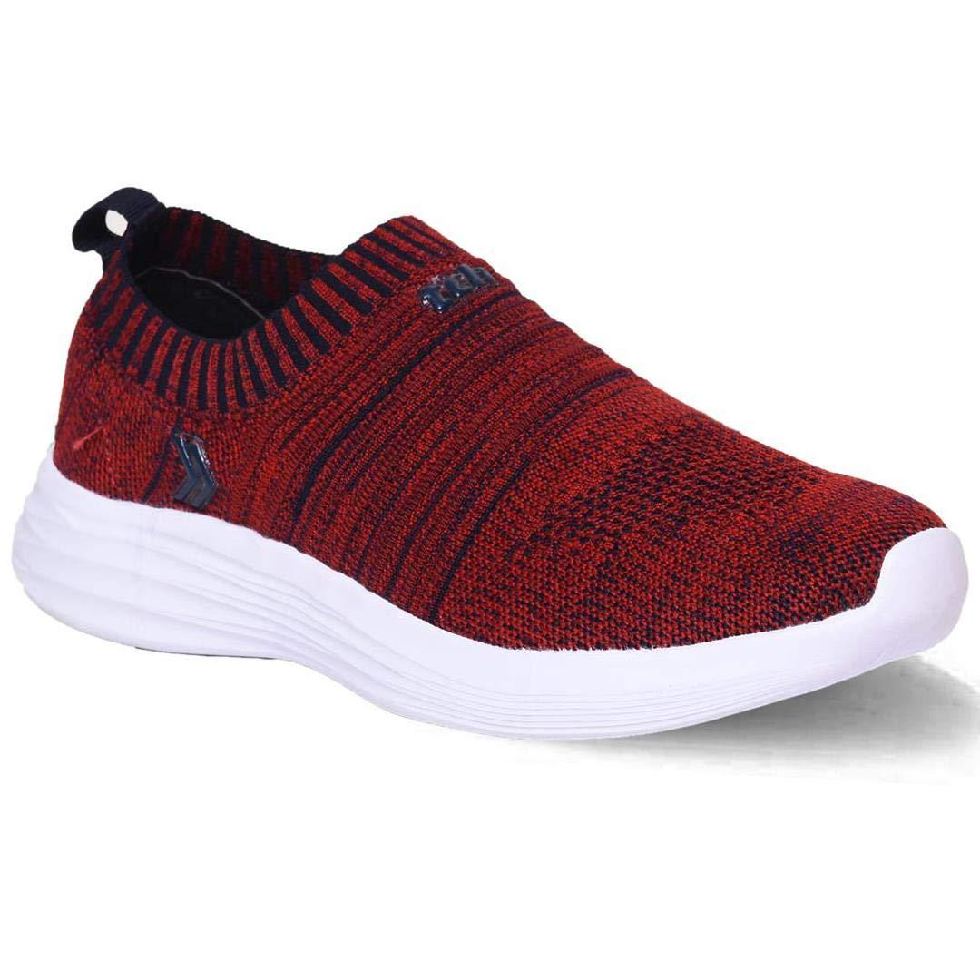 Buy Lakhani RED Comfortable Men Running