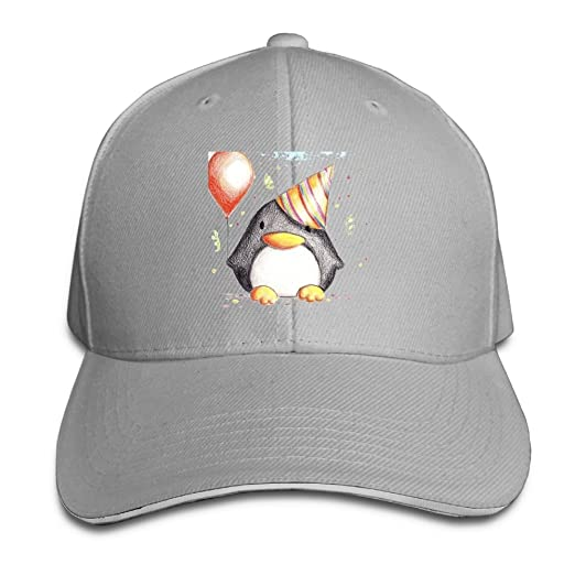 b951f988484 May Penguin Animal Baseball Caps Printed Low Profile Personalized Hats For  Adults