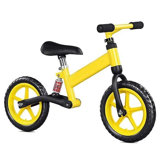 CQILONG Bicicleta Sin Pedales Ajuste De Altura del Asiento Andador ...