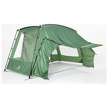 Trespass Tent Extension For 4 Man+  sc 1 st  Amazon UK & Trespass Tent Extension For 4 Man+: Amazon.co.uk: Garden u0026 Outdoors