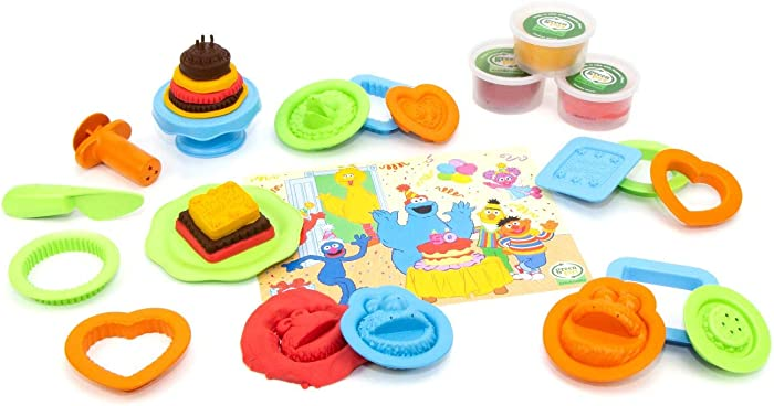 Top 10 Play Doh Sesame Street Food