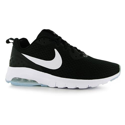 buy online 970e7 6bf21 Nike Air Max Motion leggero scarpe da training da donna BLK WHT ginnastica