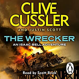The Wrecker Audiobook