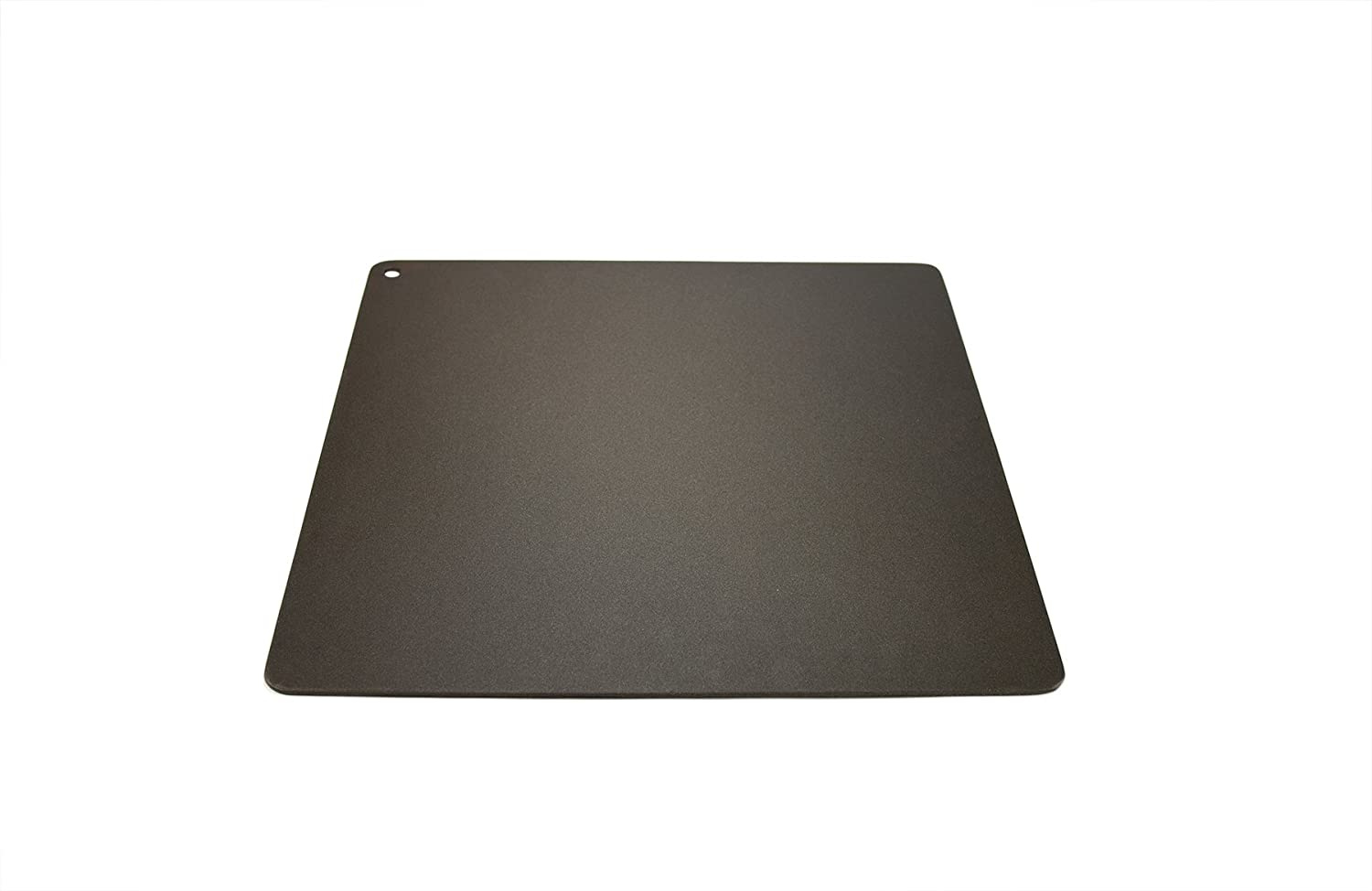 Pizzacraft Square Steel Baking Plate for Kitchen or Barbeque Grill, 14 by 14 - PC0308 Charcoal Companion