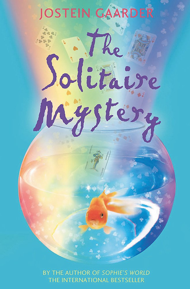 Read Online The Solitaire Mystery ebook