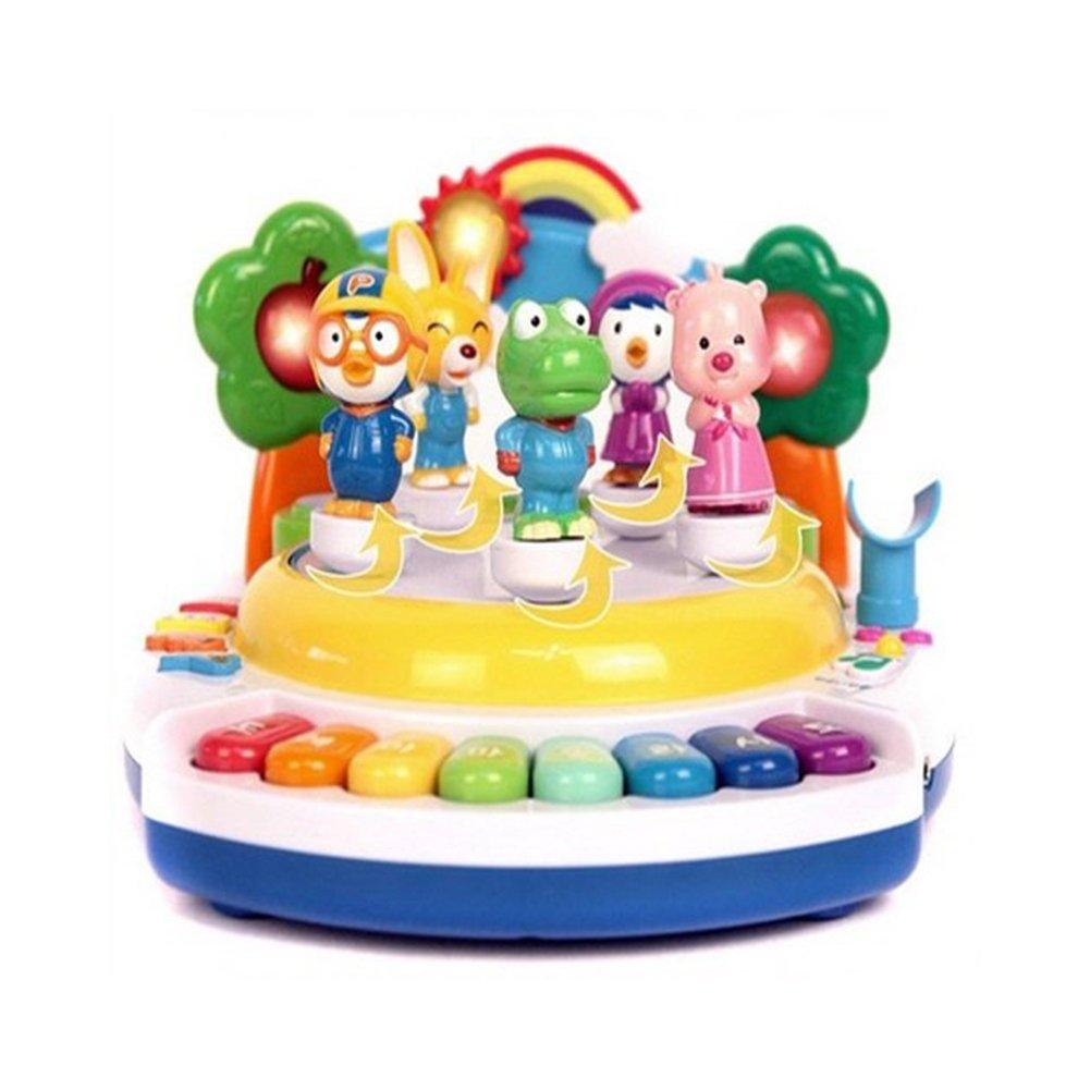 Pororo Dancing Karaoke カラオケ Караоке Musical Toy