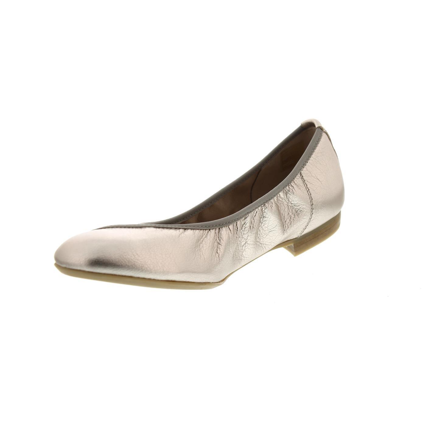 Damenschuhe Ginger Carolina Ballerina, Ginger Damenschuhe Rosé Jil (Metallicleder), 37.170.186-008 4908cd