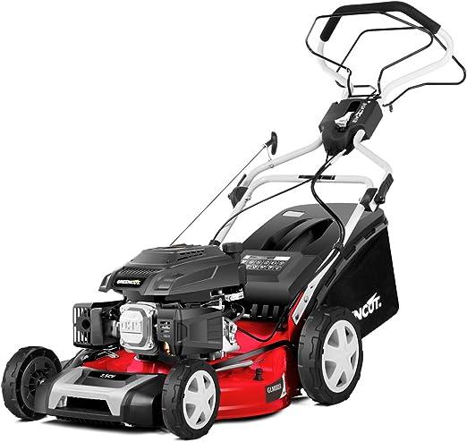 GREENCUT GLM880X - Cortacésped autopropulsado de gasolina 218cc y ...