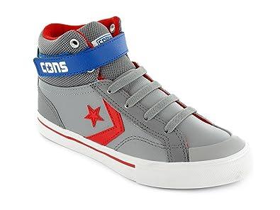 CONVERSE Chaussure Converse enfant Pro Blaze Strap (Gris
