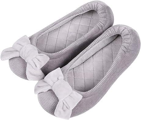 Evshine Women's Ballerina Slippers