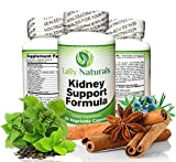 Kidney Support, Cleanse & Detox Supplement with Organic Cranberry – 60 Vegan Capsules ★ Natural Kidney Cleanse ★ Astragalus, Buchu, Juniper Berries & more. Supports the Kidneys and Urinary Tract. Review