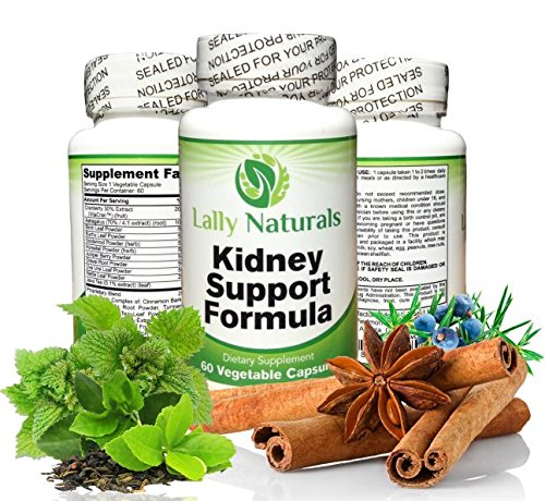 photo Wallpaper of Lally Naturals-Kidney Support, Cleanse & Detox Supplement With-