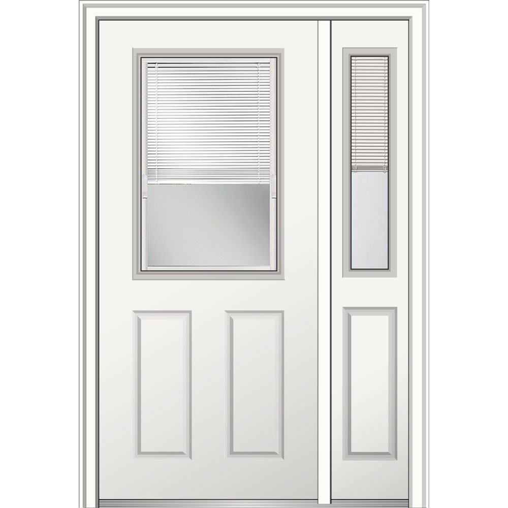 National Door Company Z028996r Fiberglass Smooth Primed Right Hand