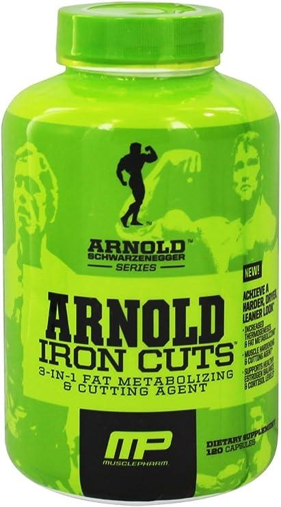 arnold series fat burner review)
