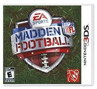 Madden NFL Football 3DS (B004CDUOJ8) | Amazon price tracker / tracking, Amazon price history charts, Amazon price watches, Amazon price drop alerts