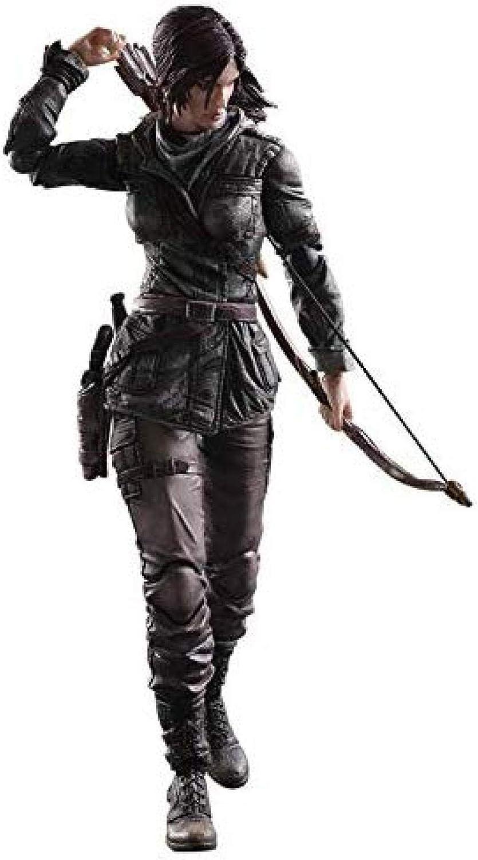 Juegos de películas de Anime Rise Tomb Raider Lara Croft Figura de ...