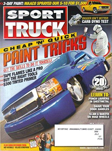 Sport Truck Magazine, March 2008 (Vol 21, No 3)